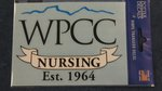 Car Decal WPCC Nursing