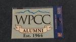 Car Decal WPCC Alumni