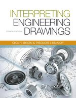 INTREPRETING ENGINEERING DRAWINGS (W/OUT ACCESSCODE)(P)