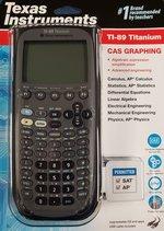 Calculator TI-89 Titanium Graphing