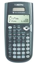 Calculator TI-36X Pro