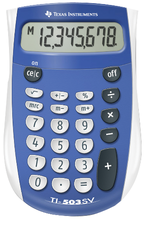 Calculator TI-503 SV