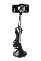 HD Webcam with Gooseneck Stand/ Microphone included